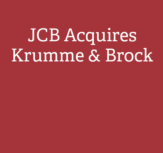 JCB acquired Krumme & Brock Investment Services