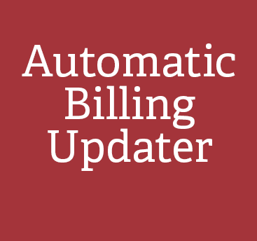 News about automatic bill updater service